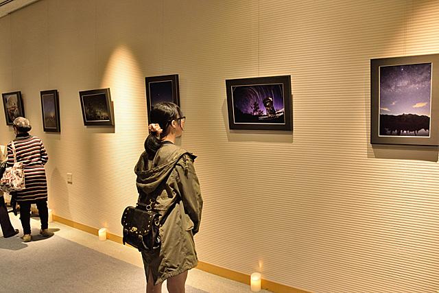 横浜みなとみらいホール 小ホールの展示