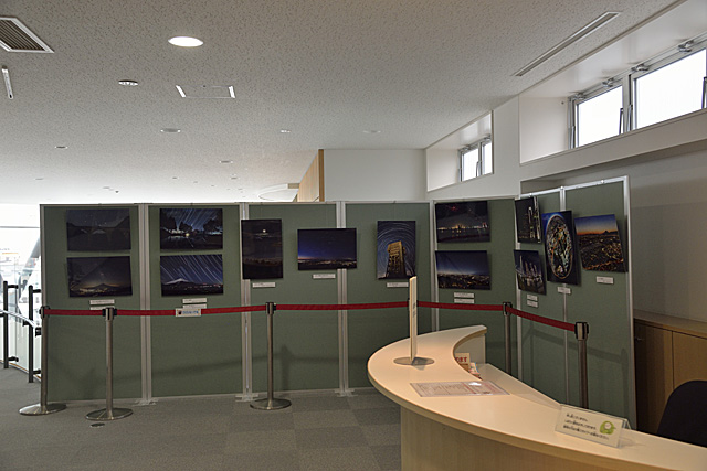 釧路編 展示の様子