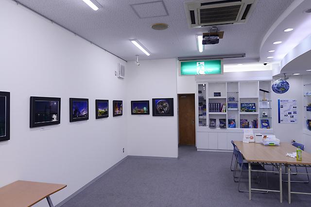 三鷹編 天文・科学情報スペースの展示